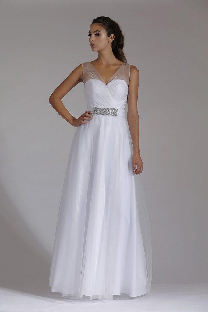 Jadore J7045, Tulle deb/wedding gown size 10&18