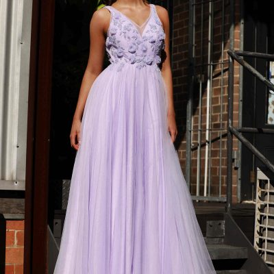 Jadore JX3030, Tulle deb/wedding/Ball gown size 6